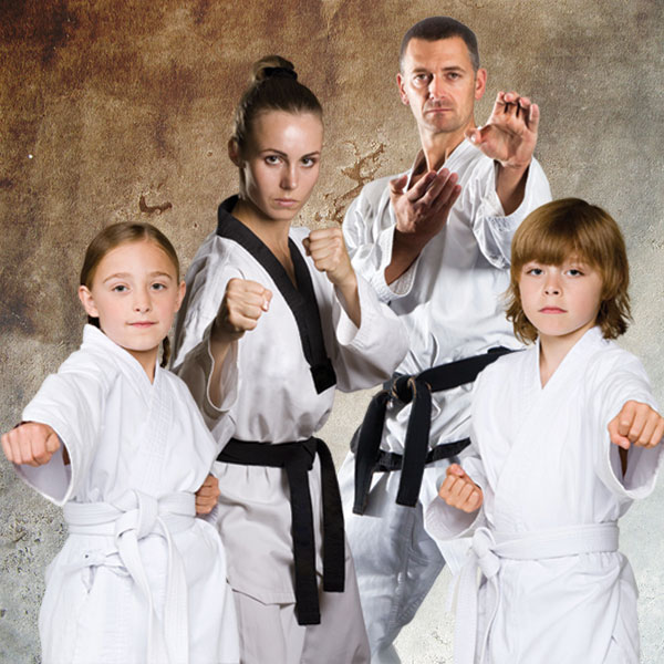 martial arts family